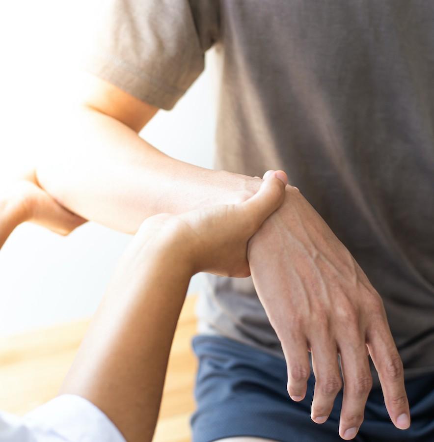 Kinesitherapeute osteopathe Thierry Masson